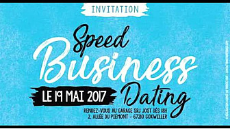 Speed business dating + exposition : improbable ?