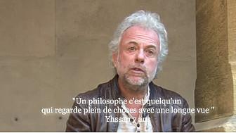 La @fondationseve dont @FredericLenoirOfficiel est un des fondateur, organise des formations pour de ateliers philo avec des enfants
