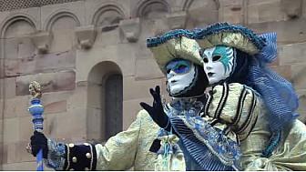 Carnaval de Rosheim : Venise comme si vous y étiez