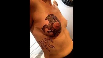 Thierry, le seul tatoueur réparateur reconnu par les hôpitaux en France @tatouagealsace
