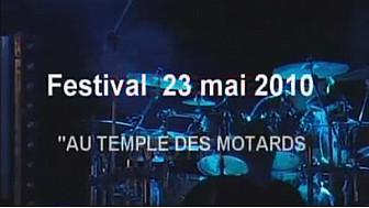 Séquence souvenir : Motel en concert en mai 2010, un moment inoubliable