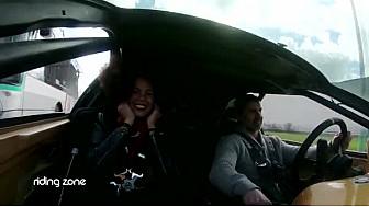 Lolo Cousin explique le Drift dans l'émission #RidingZone