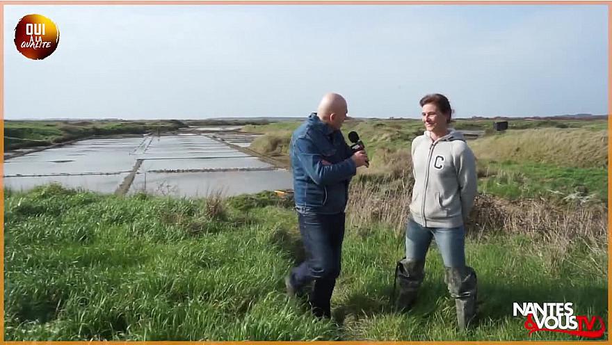 Approche Rurale TV  : À la découverte du sel de Guérande - Être Paludière